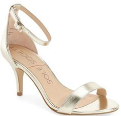 2 Inch Gold Heels ntH3a6CL