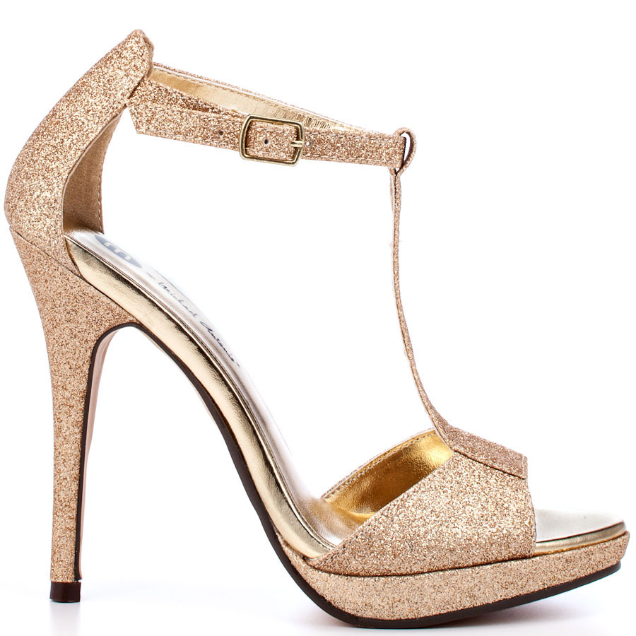2 Inch Gold Heels 3fY5VN63