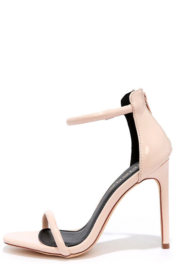 3 Ankle Strap Heels kUvxmsll