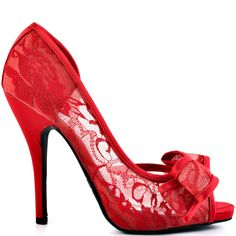4 Inch Red Heels cT4cEBFI