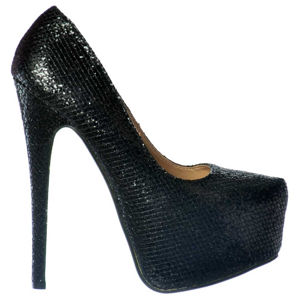 All Black High Heels xHO1rheF