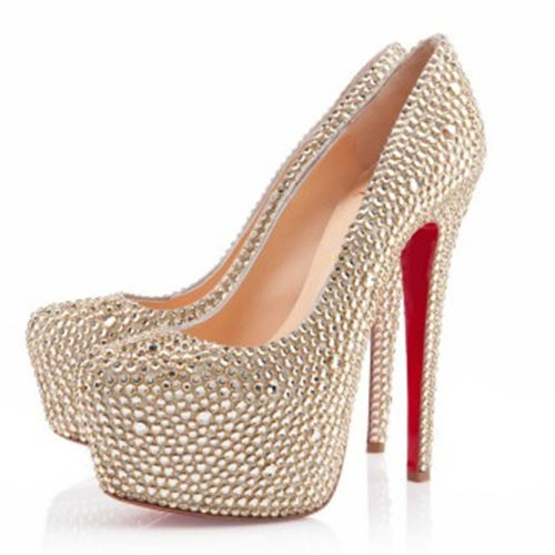 All Gold Heels s9ycftNK