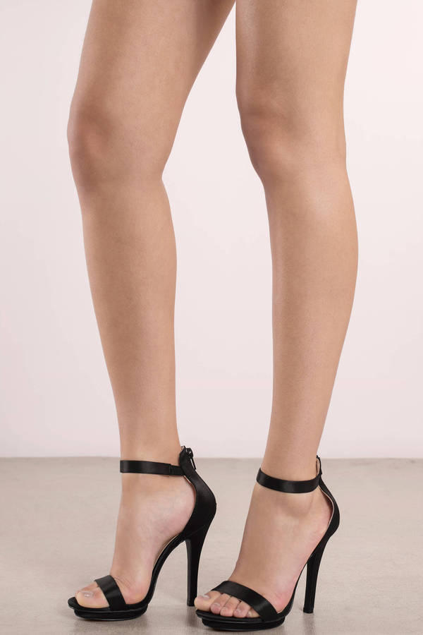 Ankle High Heels YZxB2e9H