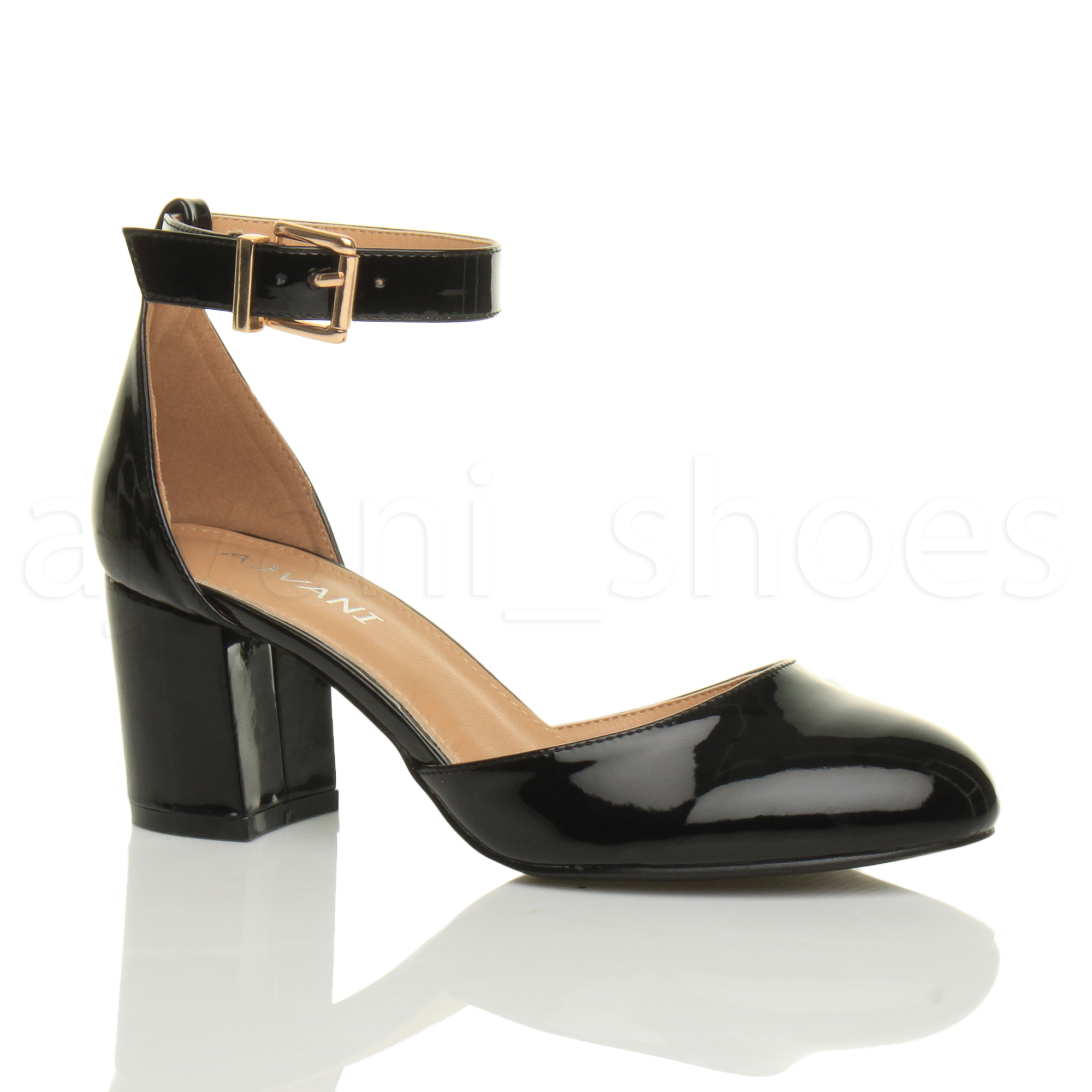 Ankle Strap Shoes Low Heel CpE66wmQ