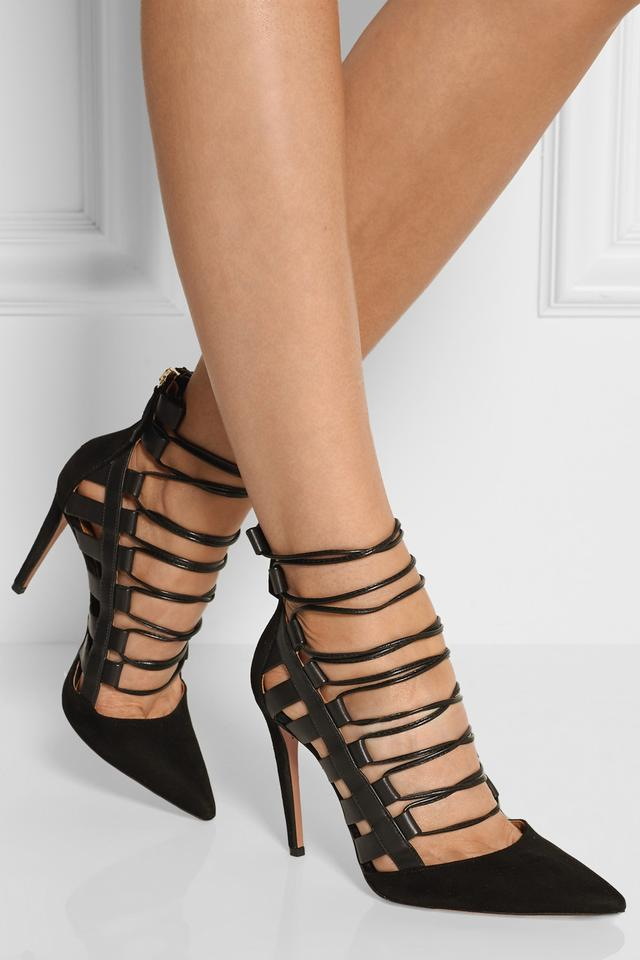 Aquazzura Lace Up Heels cwRRS12x