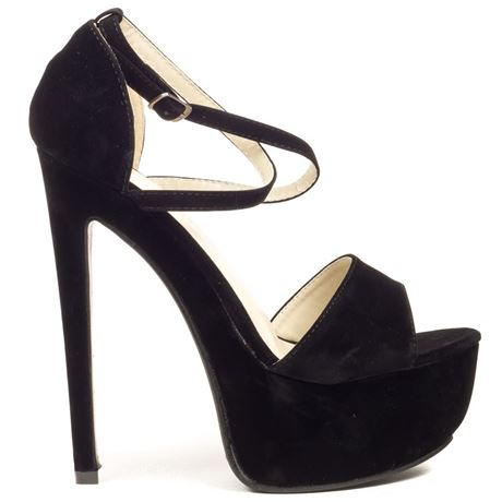 Black Heels With Platform t8tXoymd