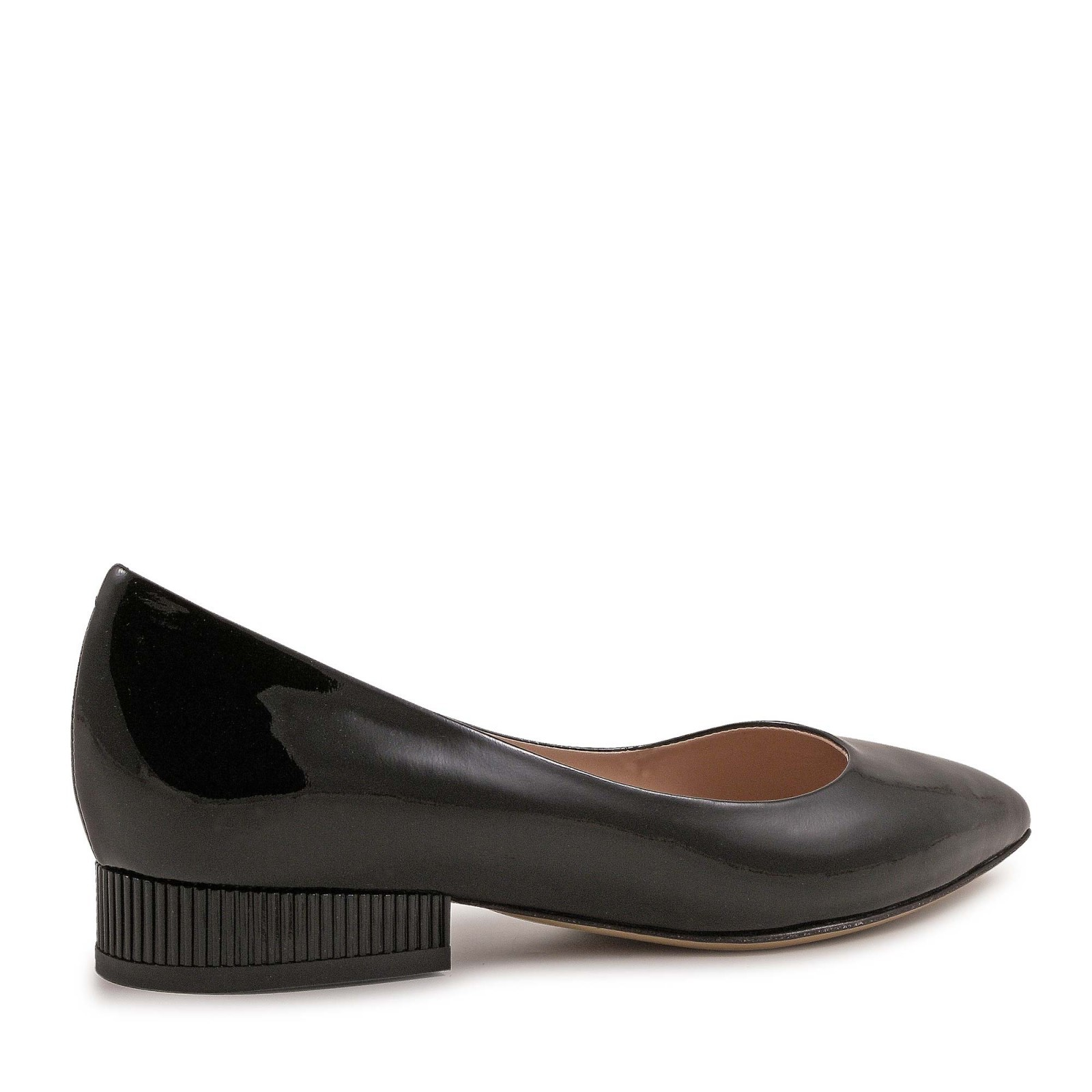 Black Leather Pumps Low Heel uI0AhTqo