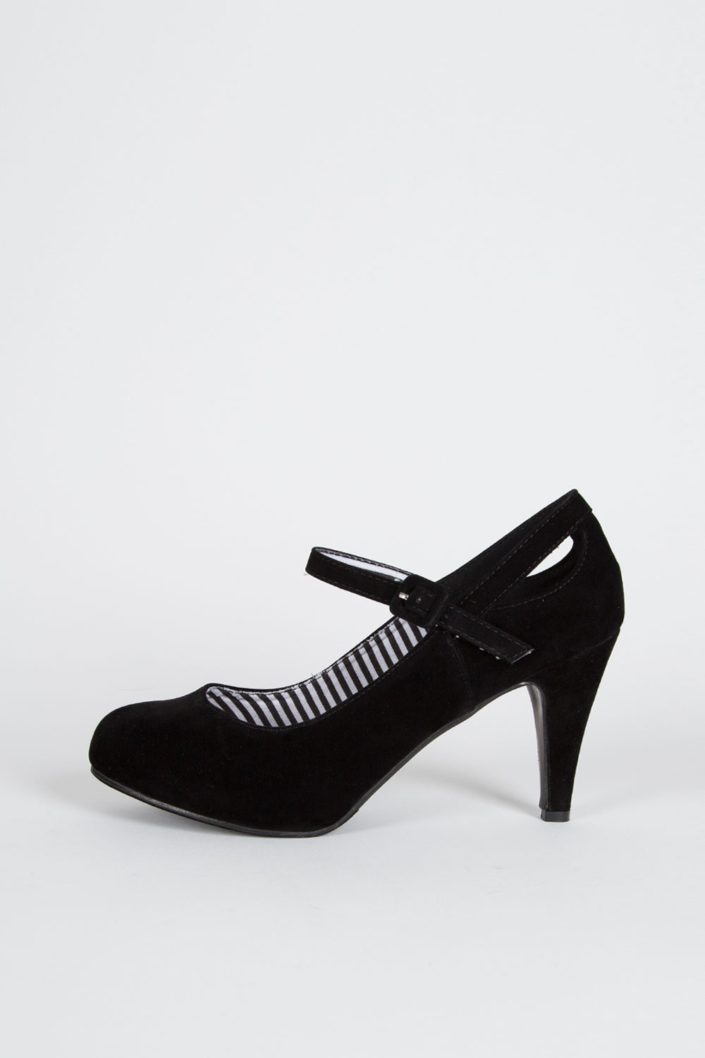 Black Medium Heels IkjCgyoU