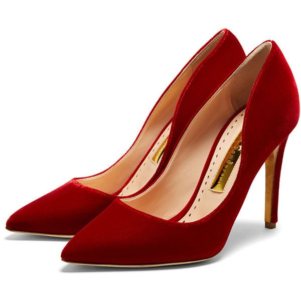 Black Pumps With Red Heels QjhwWza2