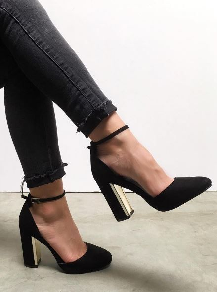 Black Shoes With Heels a7kZDHMR