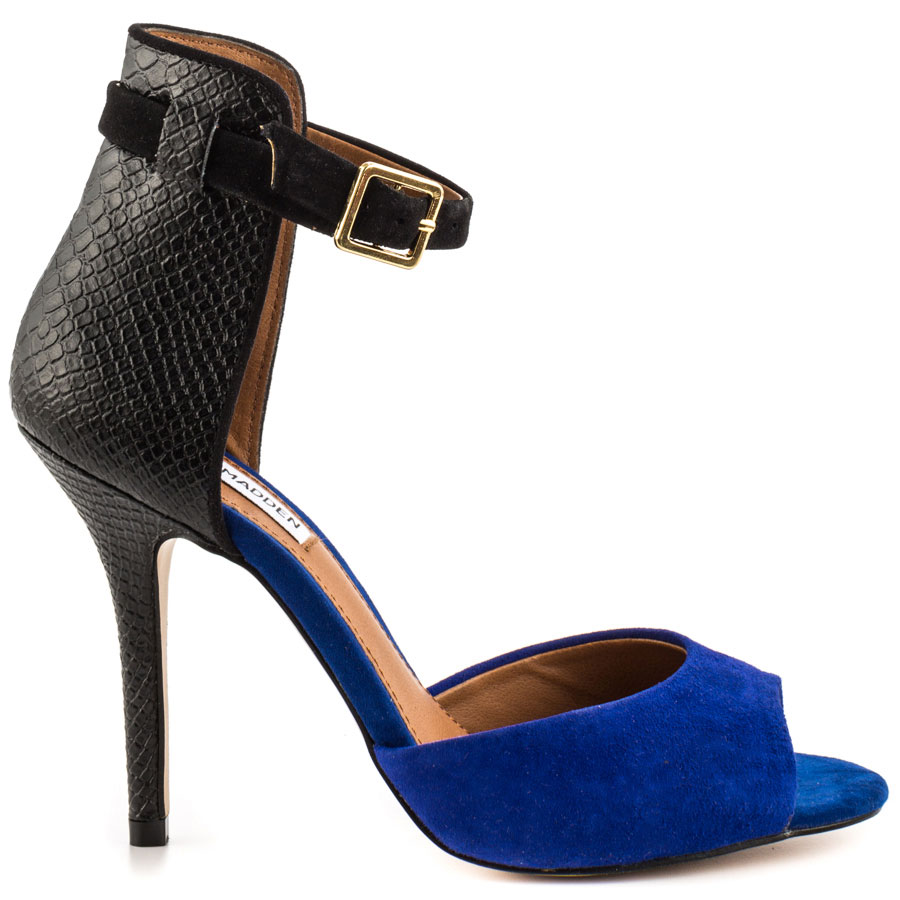 Blue And Black Heels Jv8RDAUn