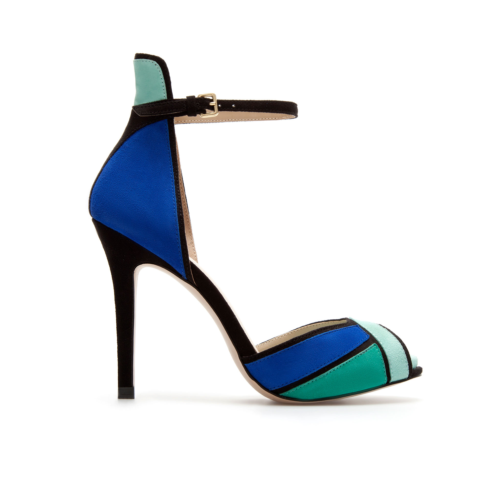 Blue And Green Heels VxQIJca0