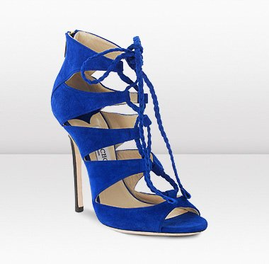 Blue Sandals With Heels 7hGmdENb