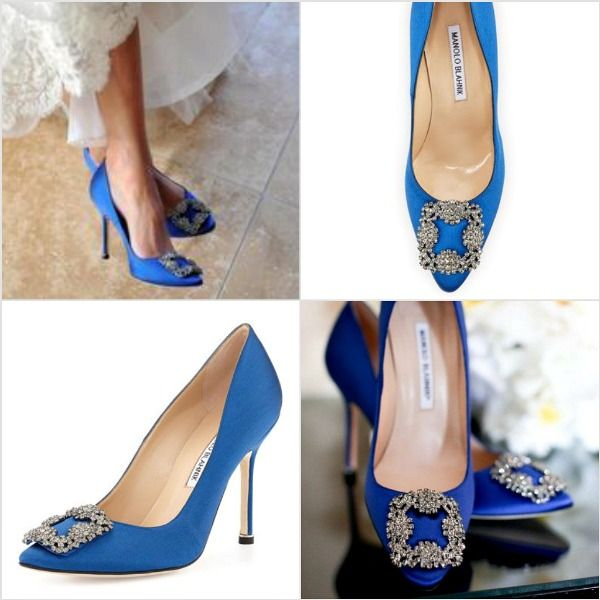 Blue Wedding Heels 1FSsoRxD