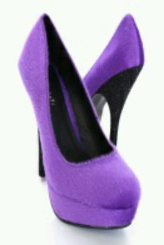 Bright Purple Heels fHjcLVXn