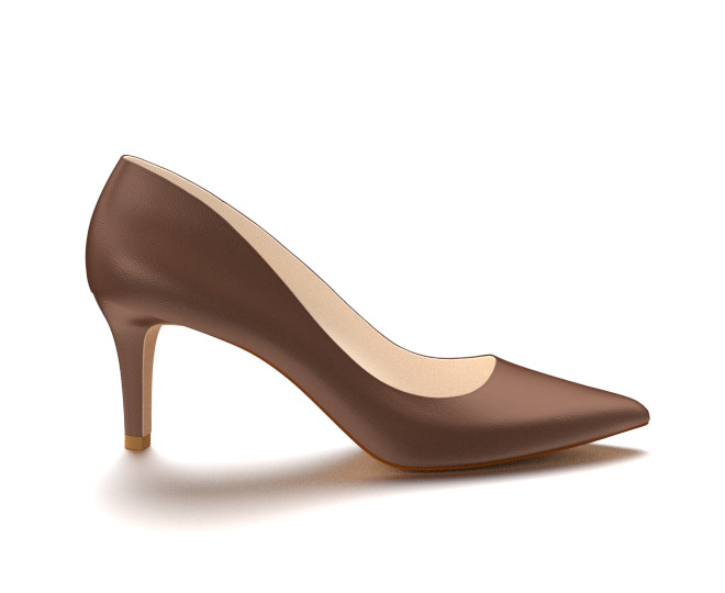 a71332c8a Brown High Heels - Heel Direct