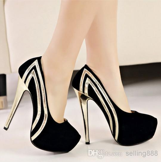 Cheap Black High Heels cfux6hCt