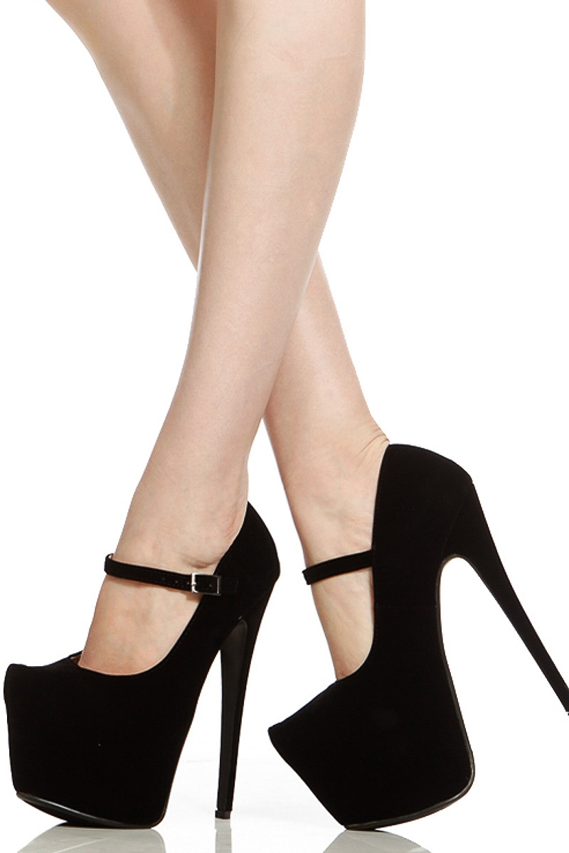 Cheap Black Pump Heels 8geJ1Zf0