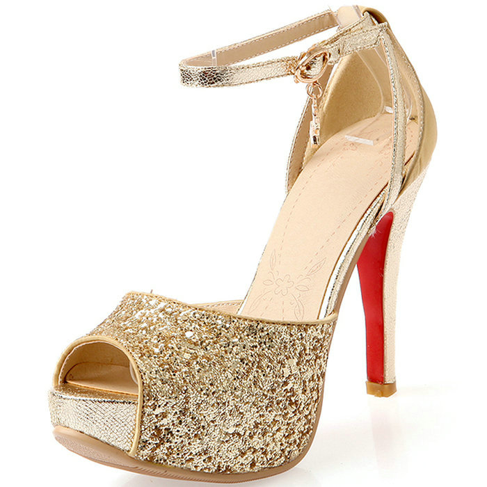 Cheap Gold Shoes Heels Hfd1JG0Q
