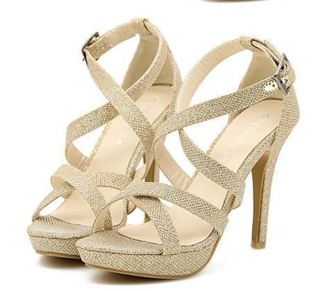 Cheap Gold Shoes Heels UyfGqYr3