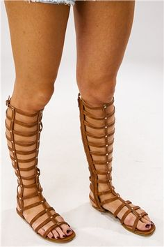 Cheap Knee High Gladiator Heels vGDJc3wM