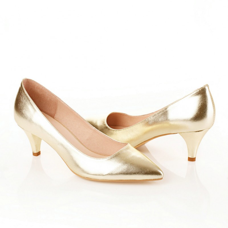 Cheap Low Heel Shoes V8299JEV