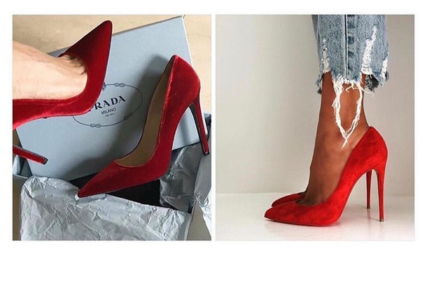 Cherry Red Heels zrm6P5Lw