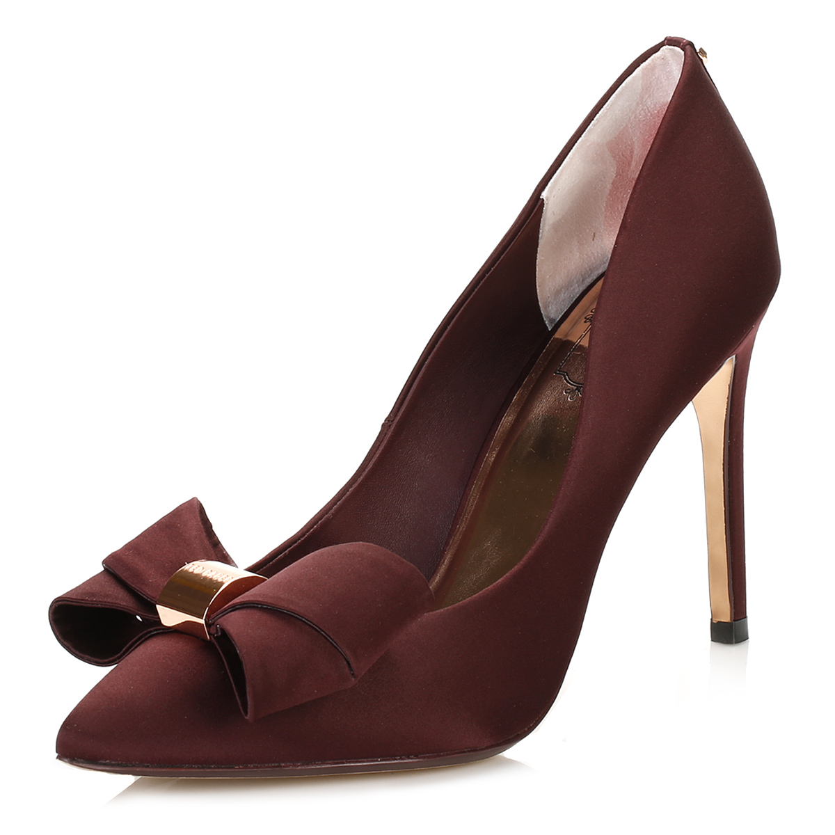 Dark Red Shoes High Heels 8aP9gtuL