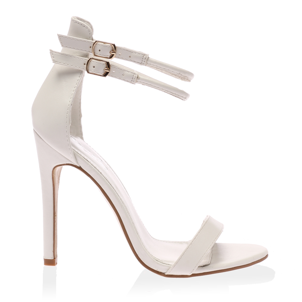 Double Ankle Strap Heels Mq2Jr3E6