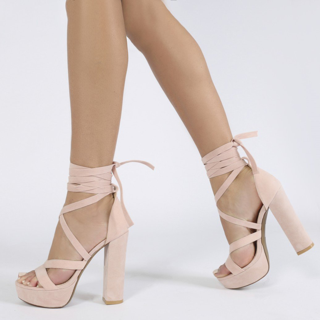 Dusty Pink Heels 5I3WJWiV
