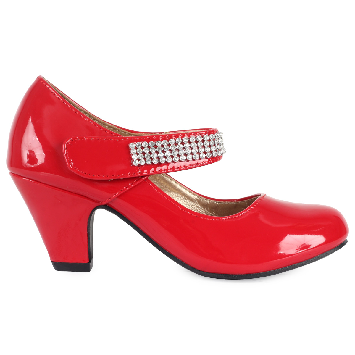 Girls Red Heels WaBQgVYw