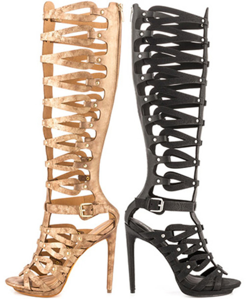 Gladiator High Heel Shoes TKamSWIa