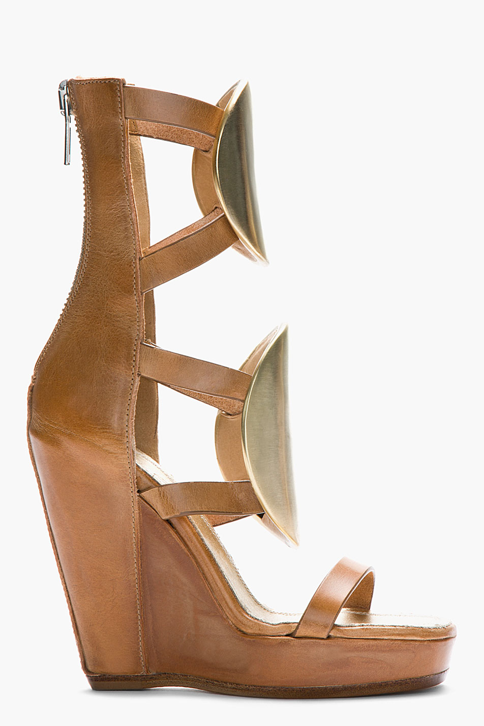 Gladiator Wedge Heel Sandals 5nPlrEiV
