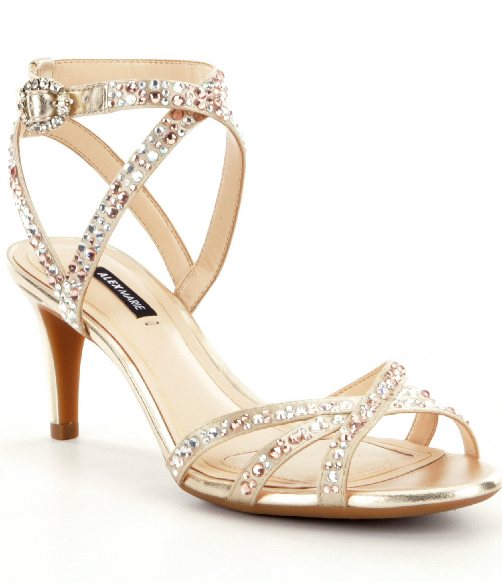 Gold Heels For Wedding QgClDsQB