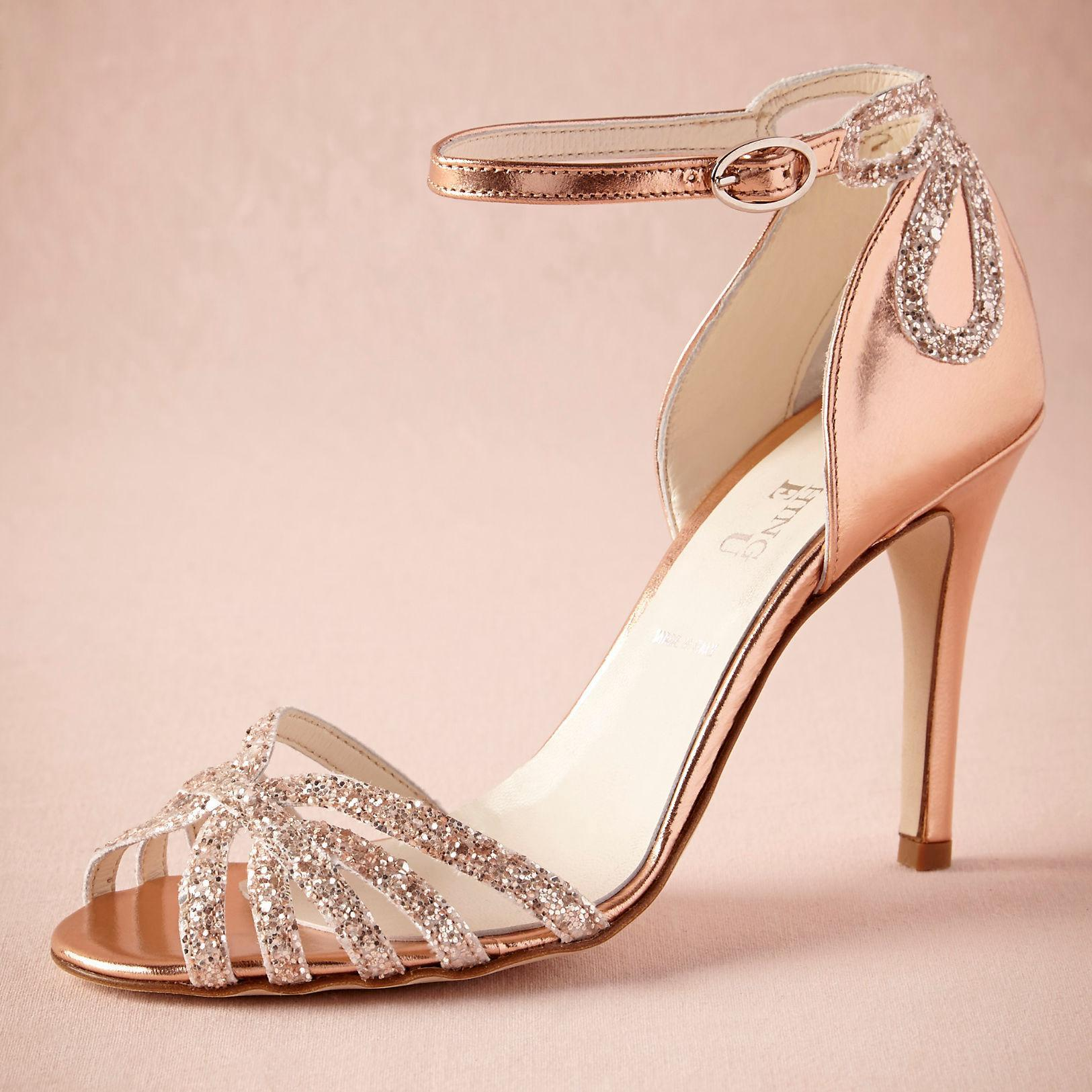 Gold Heels For Wedding tAzm9aBo