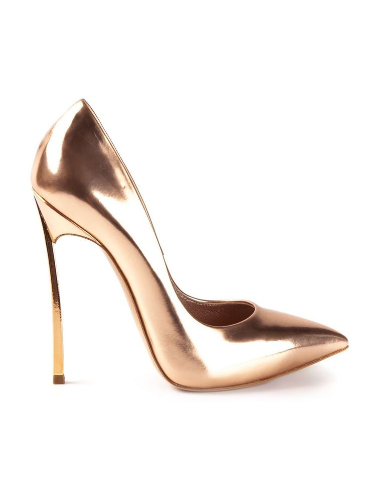 Gold High Heel Pumps 2F6ktJQw