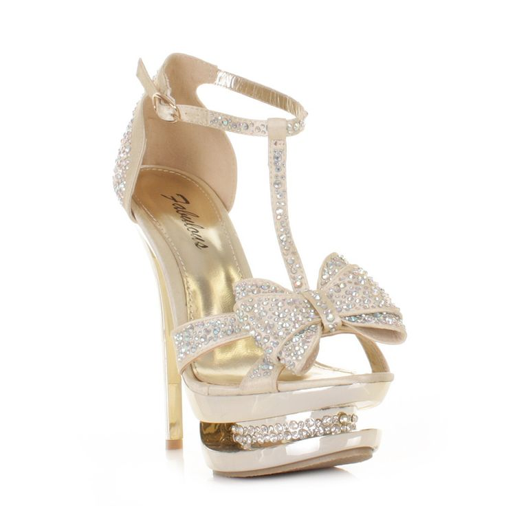 Gold High Heels For Prom Co1hgPws