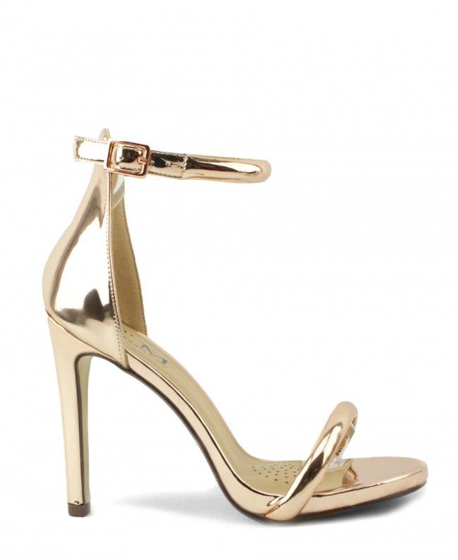 Gold Metallic Heels S5wjXed2