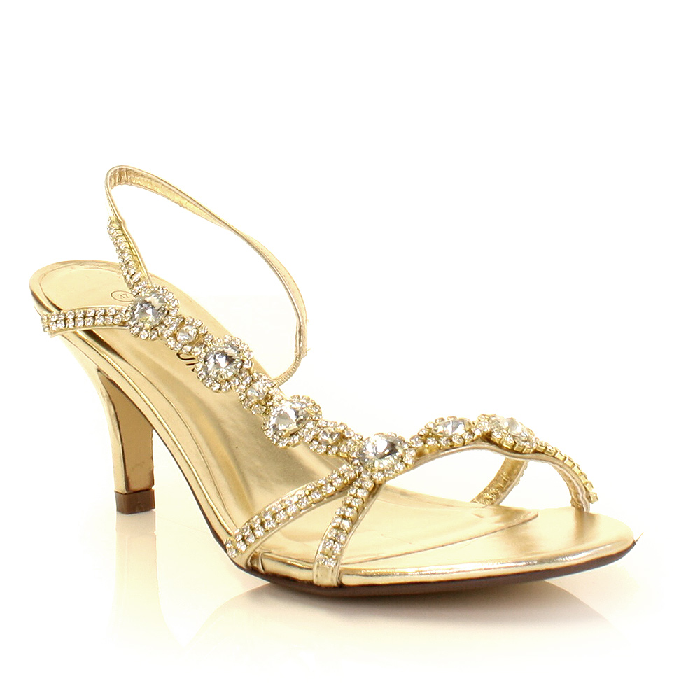 Gold Small Heels jcPevnpv