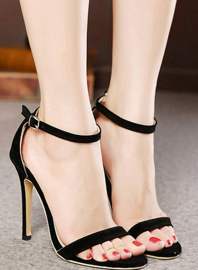 High Heel Ankle Strap Sandals 3KT0sIpo