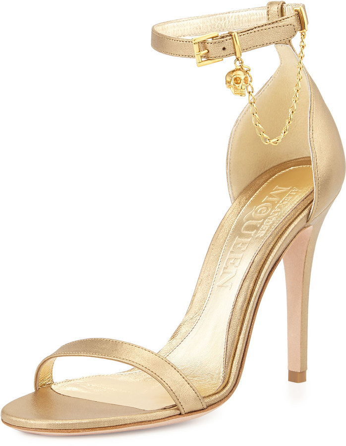 High Heel Gold Sandals JaI7UMtX