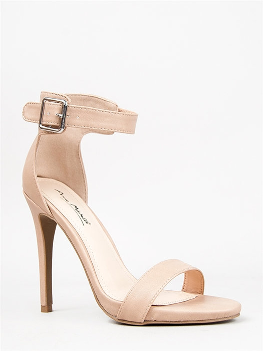High Heel Nude Sandals 52xT09Sq