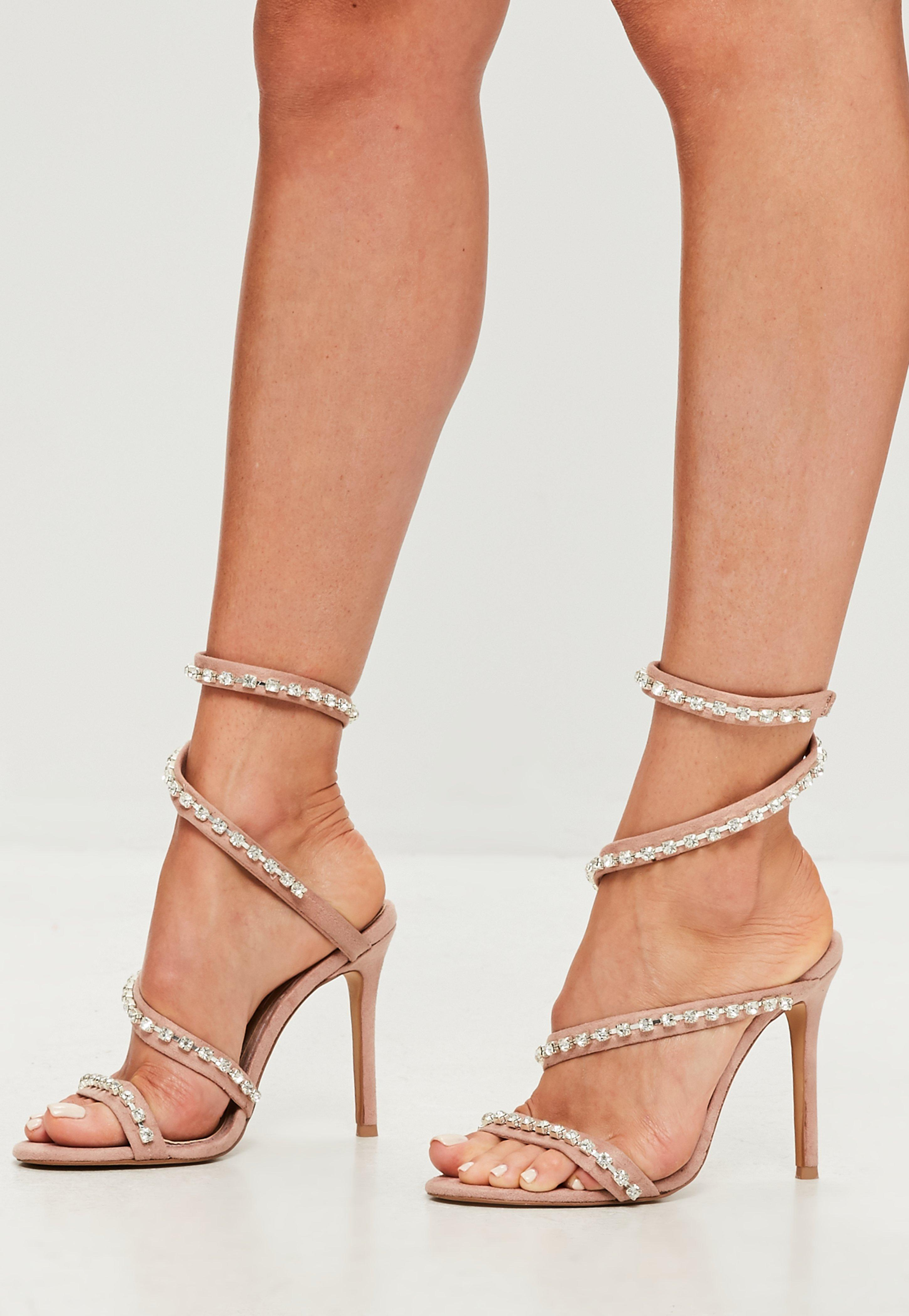 High Heel Nude Sandals yTuvZAPN