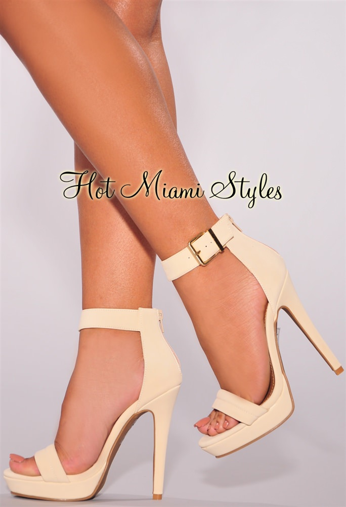 High Heel Sandals With Ankle Strap Y2OZeOBy