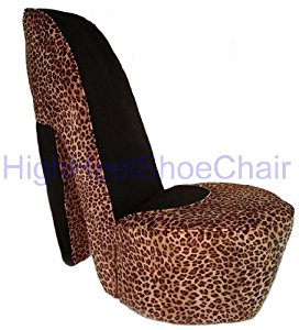 High Heel Shoe Chair EMHCMwKz