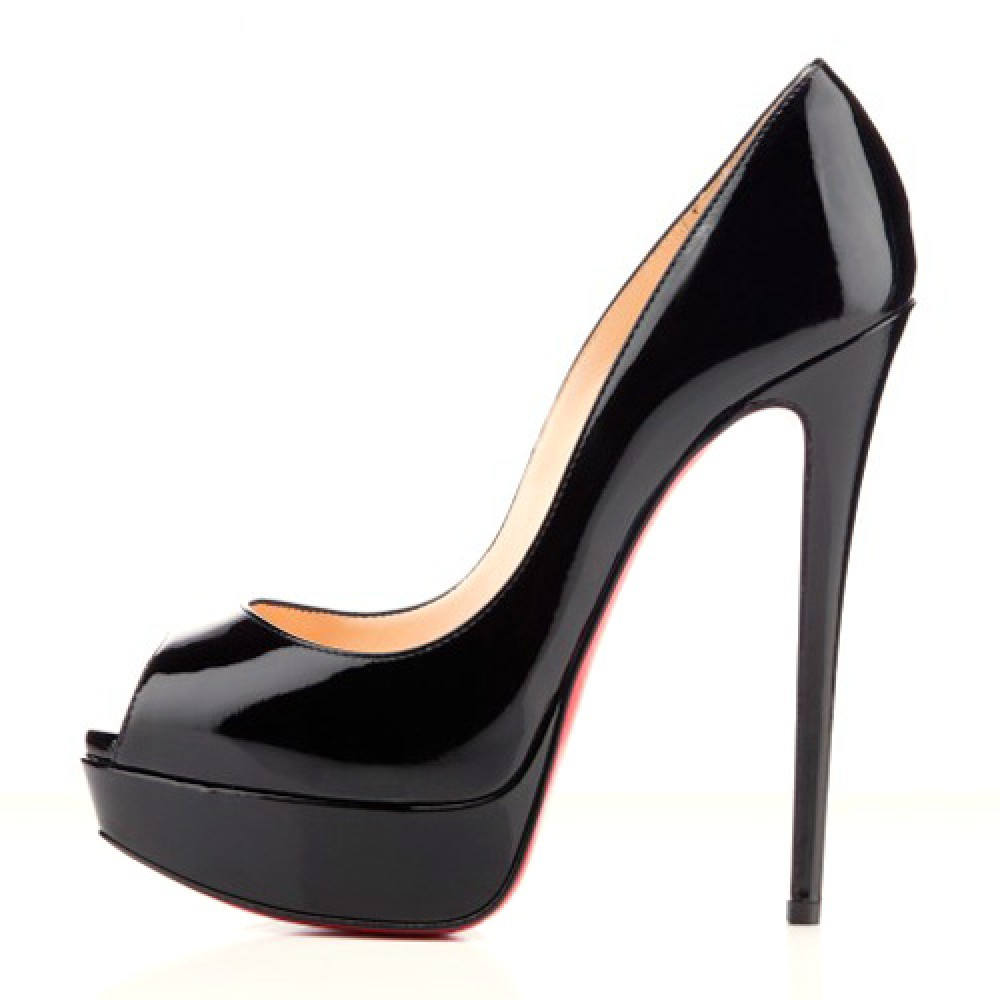 High Heel Shoes Black 387AiX0e