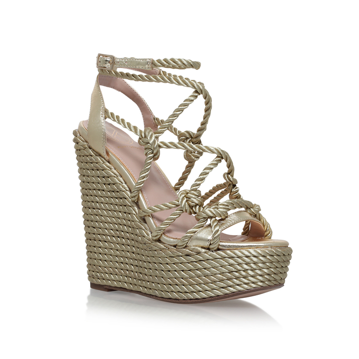 High Heel Wedge Sandals VjYYe3SR
