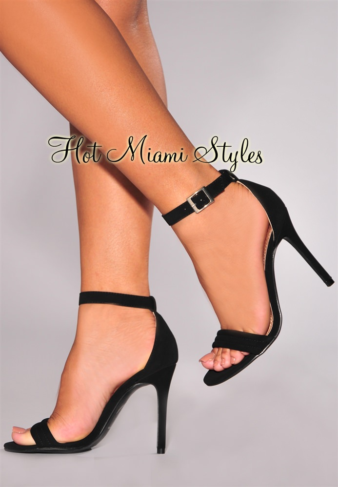 High Heels Ankle Strap iButdoxP