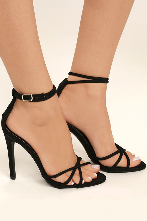 High Heels With Ankle Strap beCWvPiI