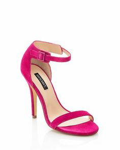 Hot Pink High Heel Sandals 41dOLxhe